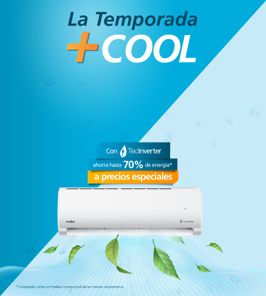 La temporada + cool - mabe - mobile